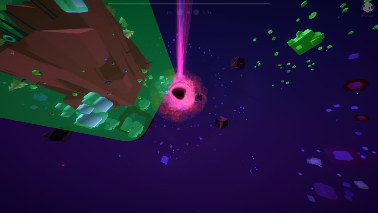Infinity Square/Space open source Unity game