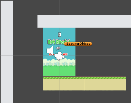 Flappy Bird style game built with Unit