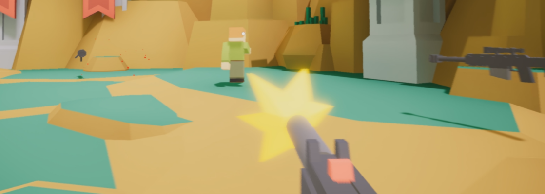Arena Game open source FPS made with Unity
